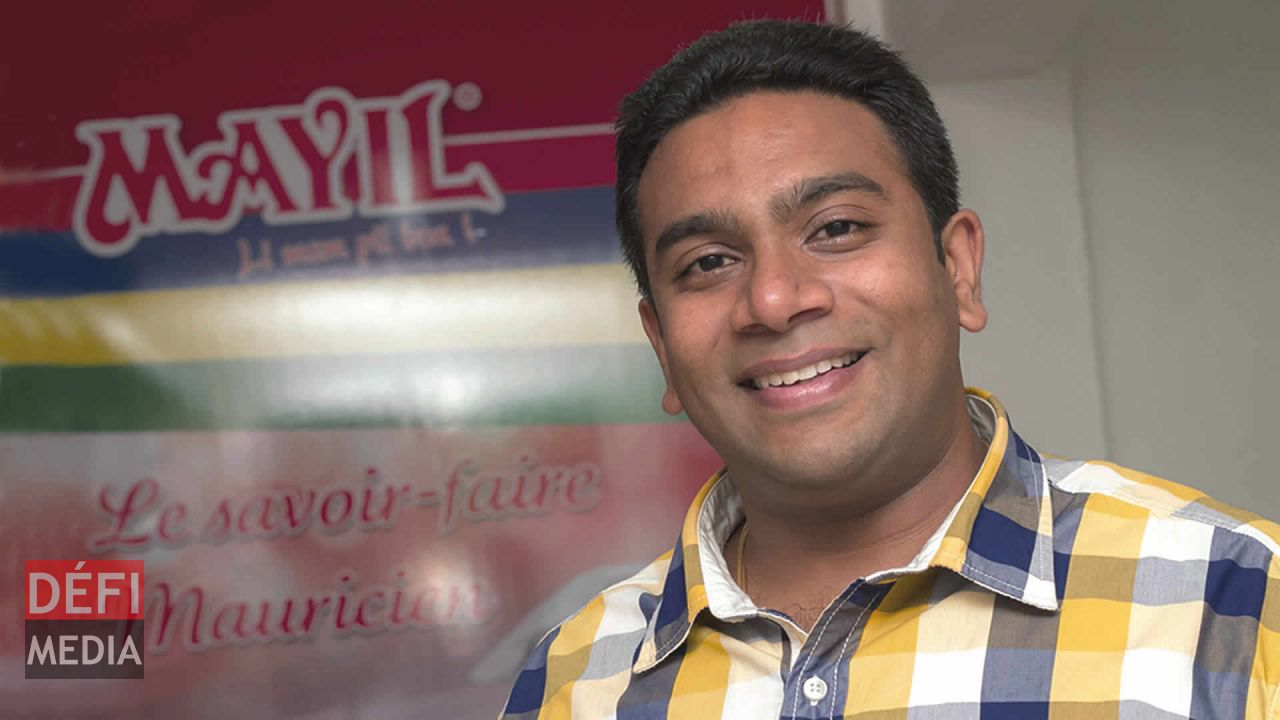 Krishna Mootien: Spicy Man