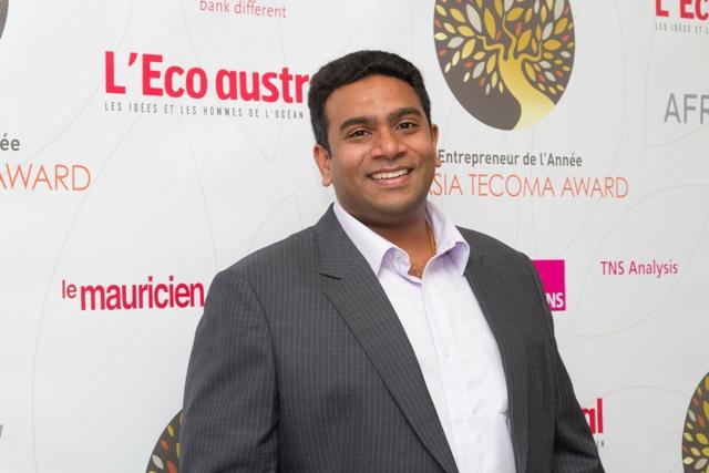 Krishna Mootien développe une marque emblematique