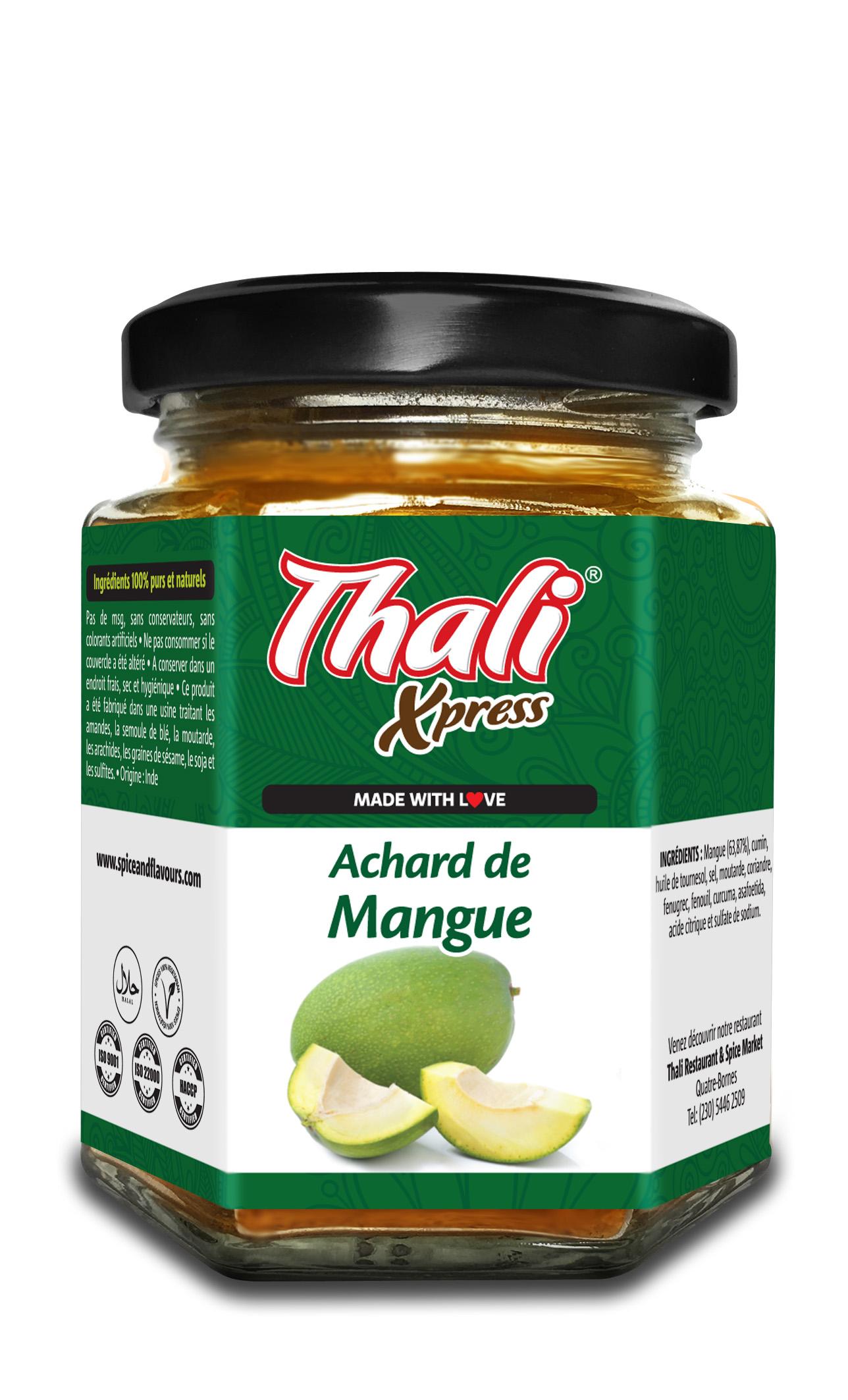 Achard de Mangue Image