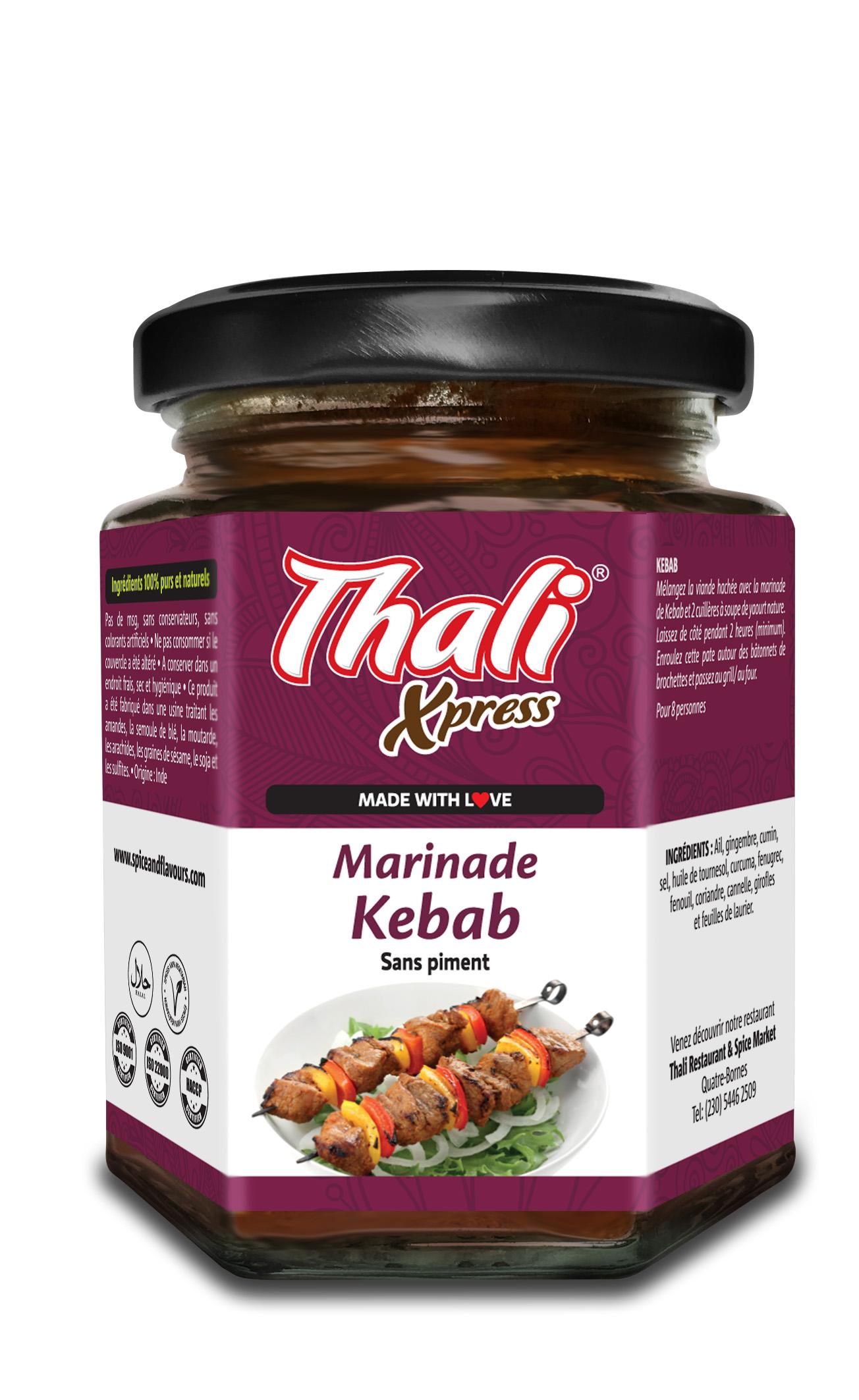 Marinade Kebab Image