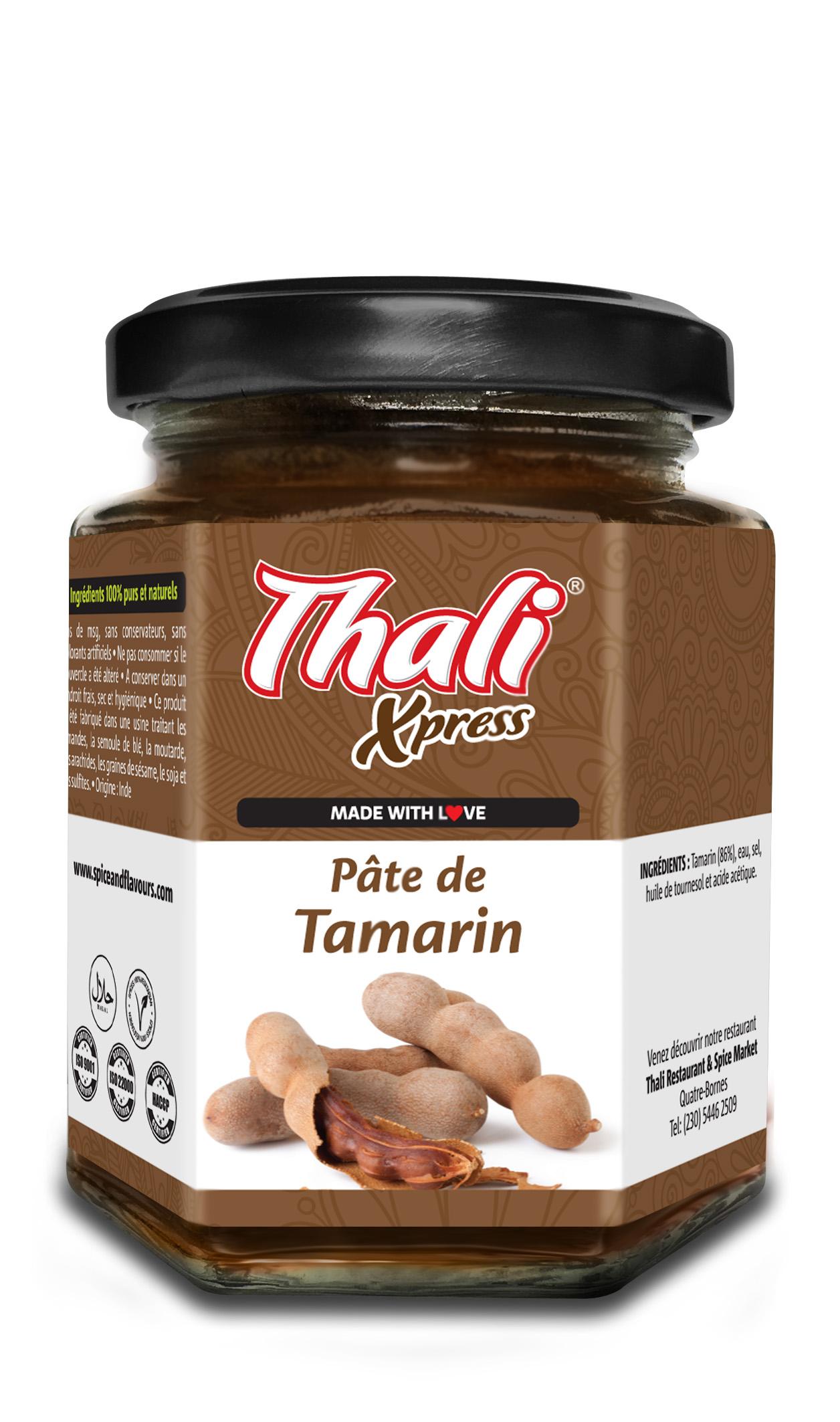 Pâte de Tamarin Image