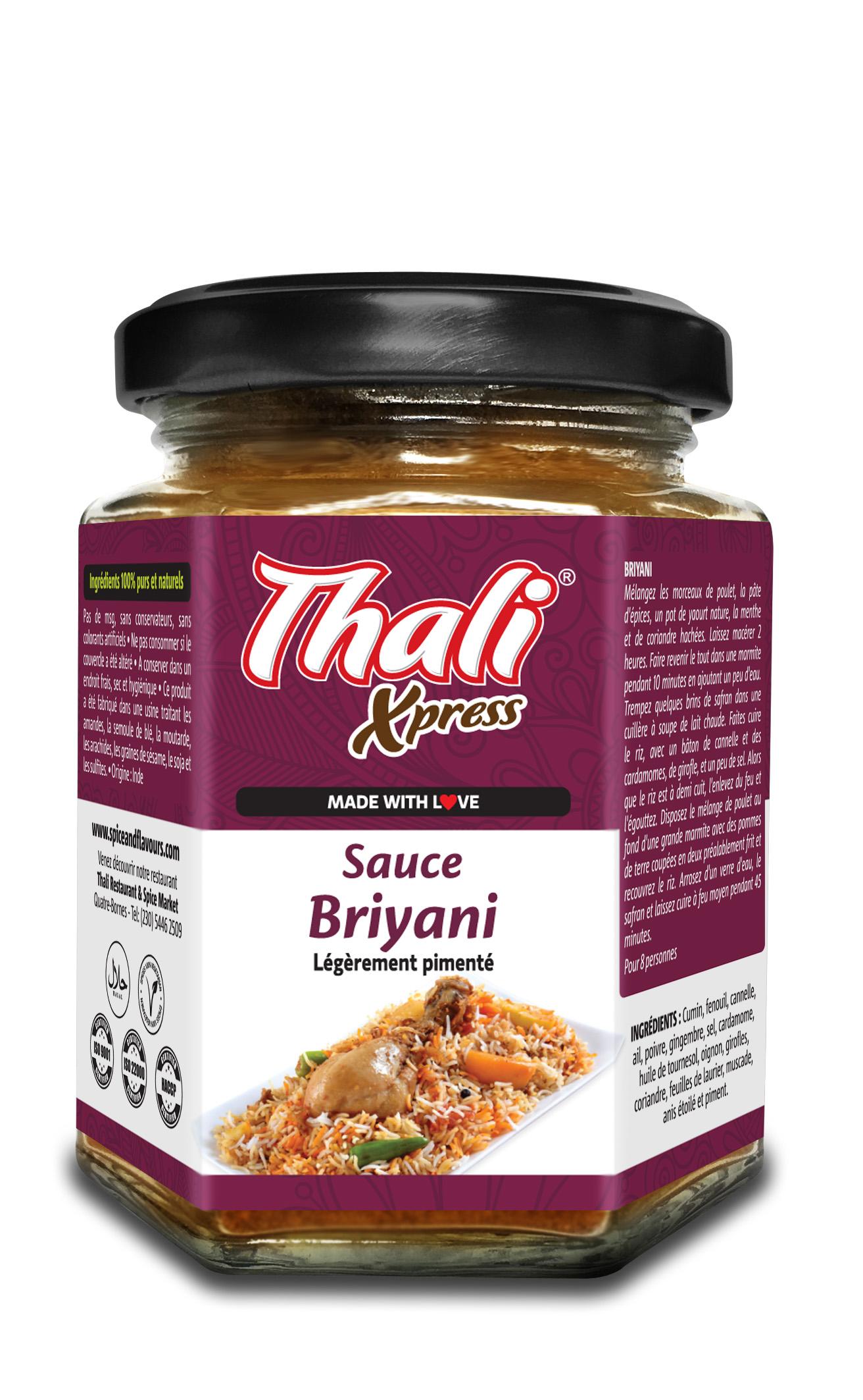 Sauce Briyani Image