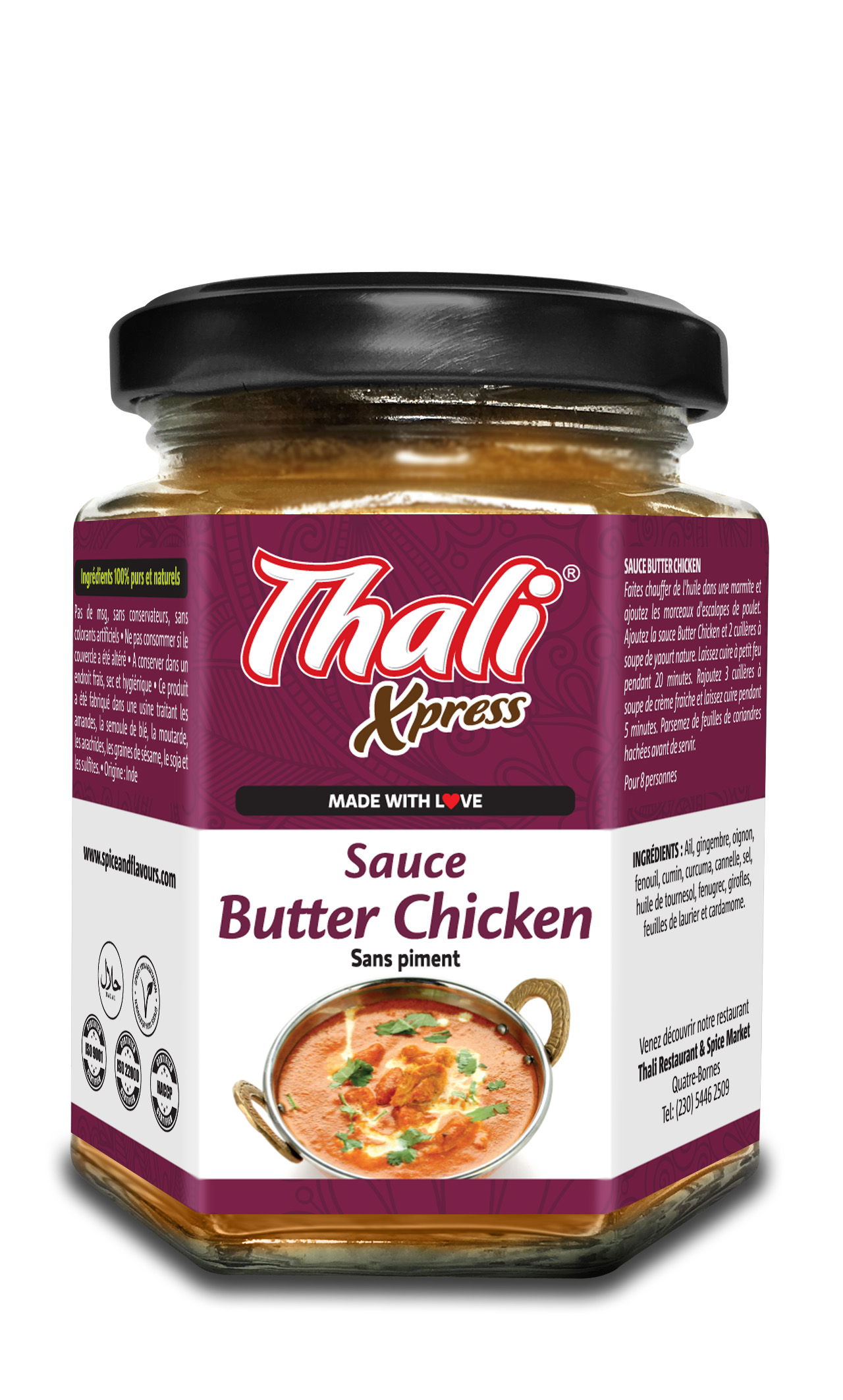 Sauce Butter Chicken Image