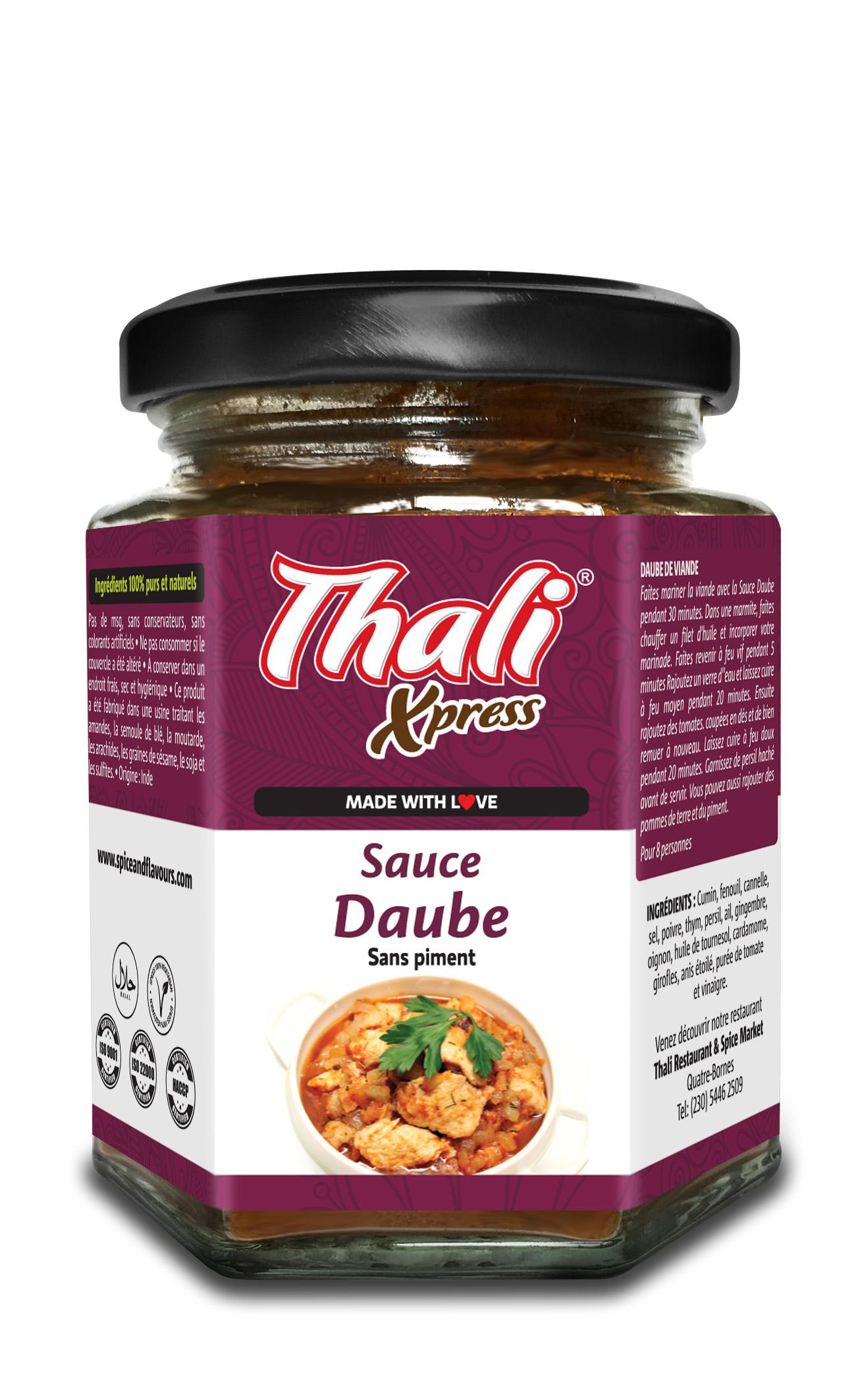 Sauce Daube Image