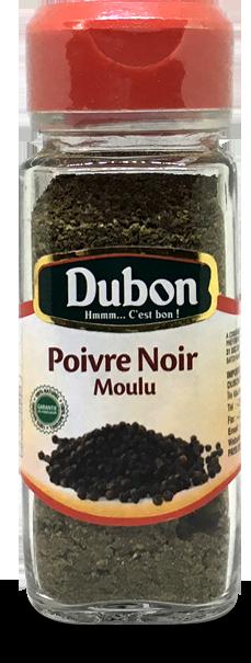 Poivre Noir Moulu Image