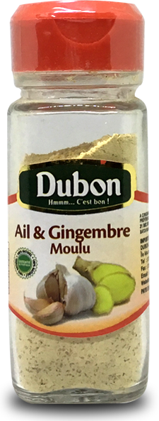 Ail & Gingembre Moulu Image