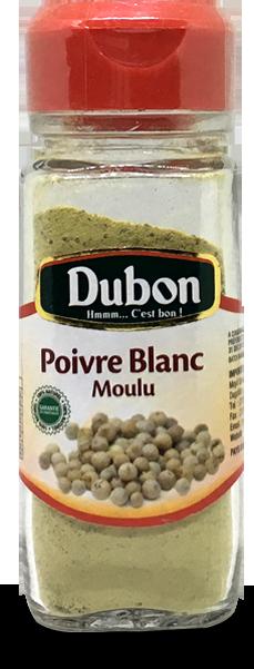 Poivre Blanc Moulu Image
